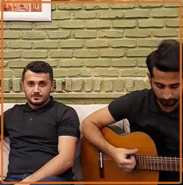 دانلود آهنگ دارو نداره دنیا دلی شکسته دارمه با گیتار